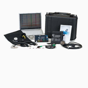 photo of polygraph equipment