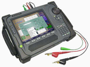talan telephone line analyser